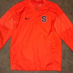 Half Zip Syracuse Windbreaker